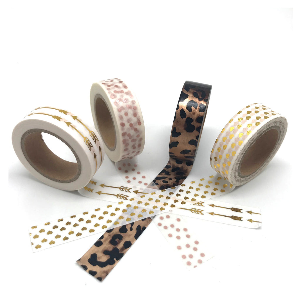 Beve Washi Tape Metallic at Twang and Pearl