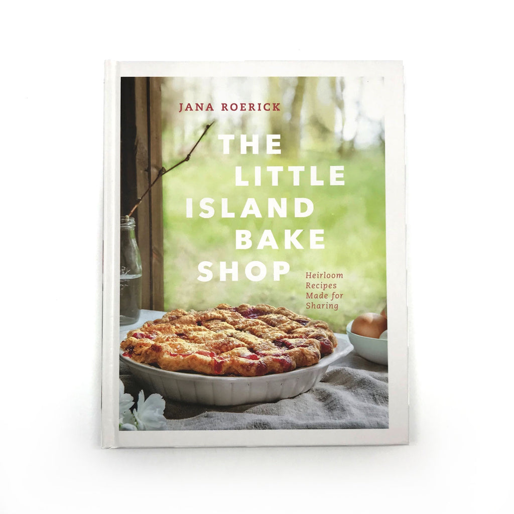 The Little Island Bake Shop Cookbook at Twang and Pearl