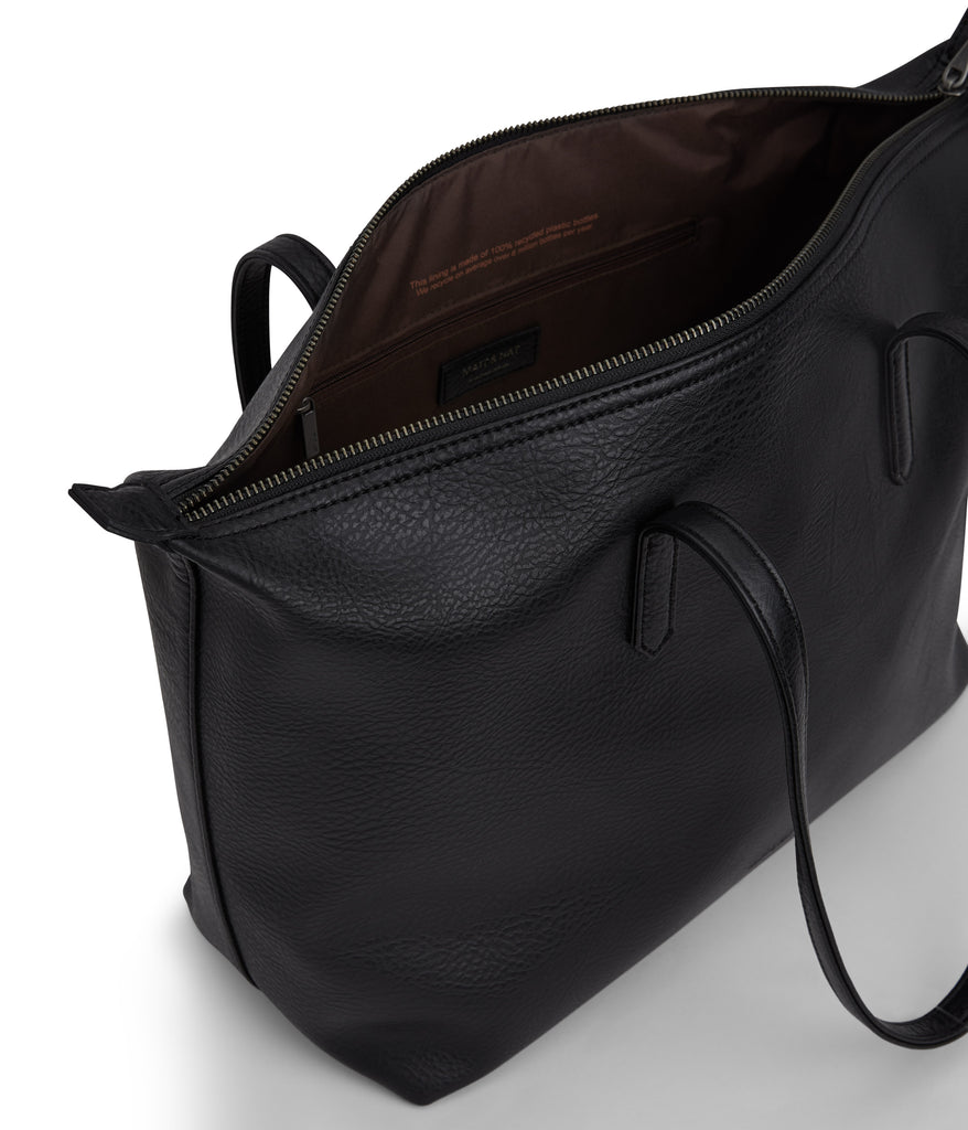 Matt and Nat Abbi Tote in Black at Twang and Pearl