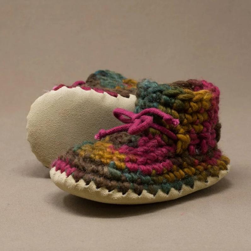 Padraig Cottage - Slippers for Children