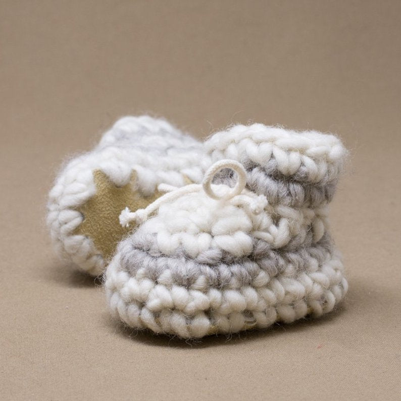 Padraig Cottage - Slippers for Newborns
