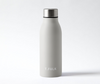 Stainless Steel Insulated Water Bottle Matte Warm Grey Neutral Australia