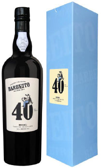 Barbeito 40 Years Old Boal Embaixador