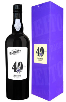 Barbeito 40 Years Old Malvasia