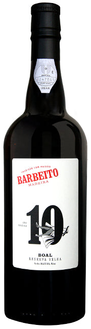 Barbeito Boal Madeira 10 Years Old