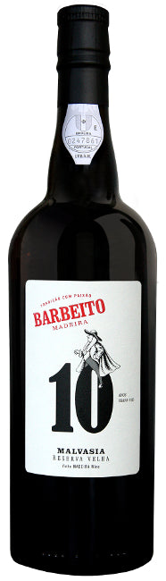Barbeito Malvasia Madeira 10 Years Old