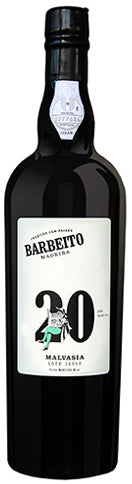 Barbeito 20 Years Old Malvasia
