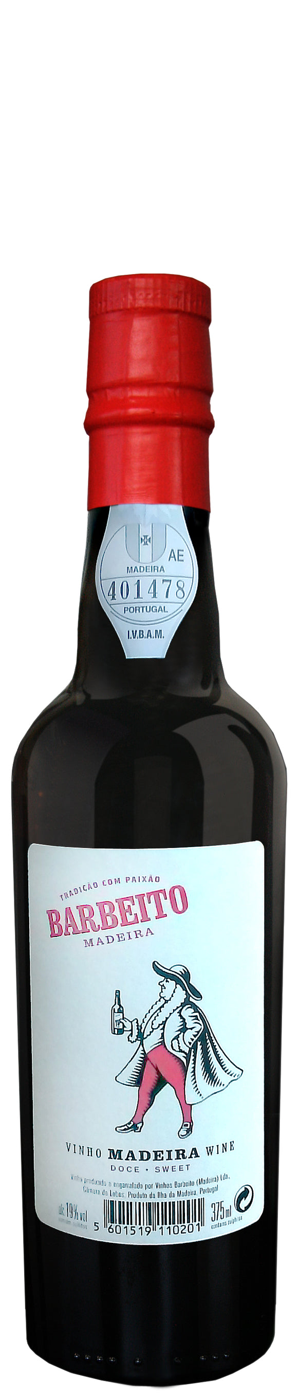 Barbeito Sweet Madeira 37,5cl
