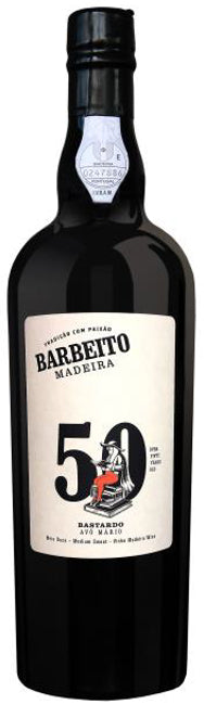 Barbeito 50 Years Old Bastardo