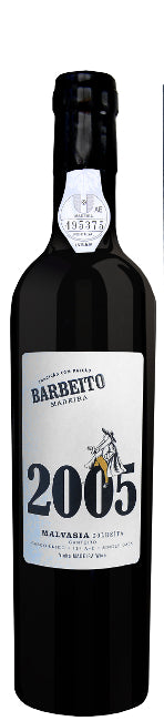 Barbeito Single cask Malvasia 2005 Madeira