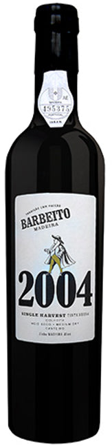 Barbeito Single Harvest Colheita 2004 Madeira