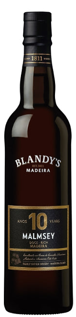 Blandy's 10 Years Old Malmsey Madeira