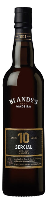 Blandy's 10 Years Old Sercial Madeira
