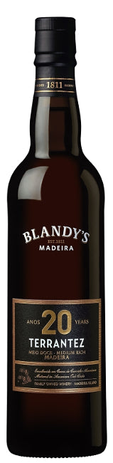 Blandys 20 Years Old Terrantez Madeira