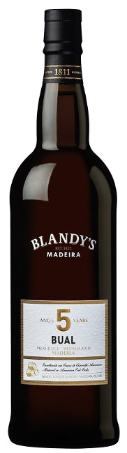 Blandy 5 Years Old Bual Madeira
