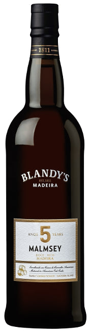 Blandy 5 Years Old Malmsey Madeira