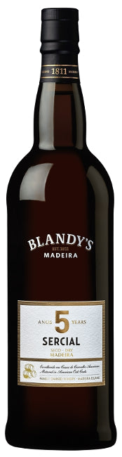Blandy's 5 Years Old Sercial Madeira