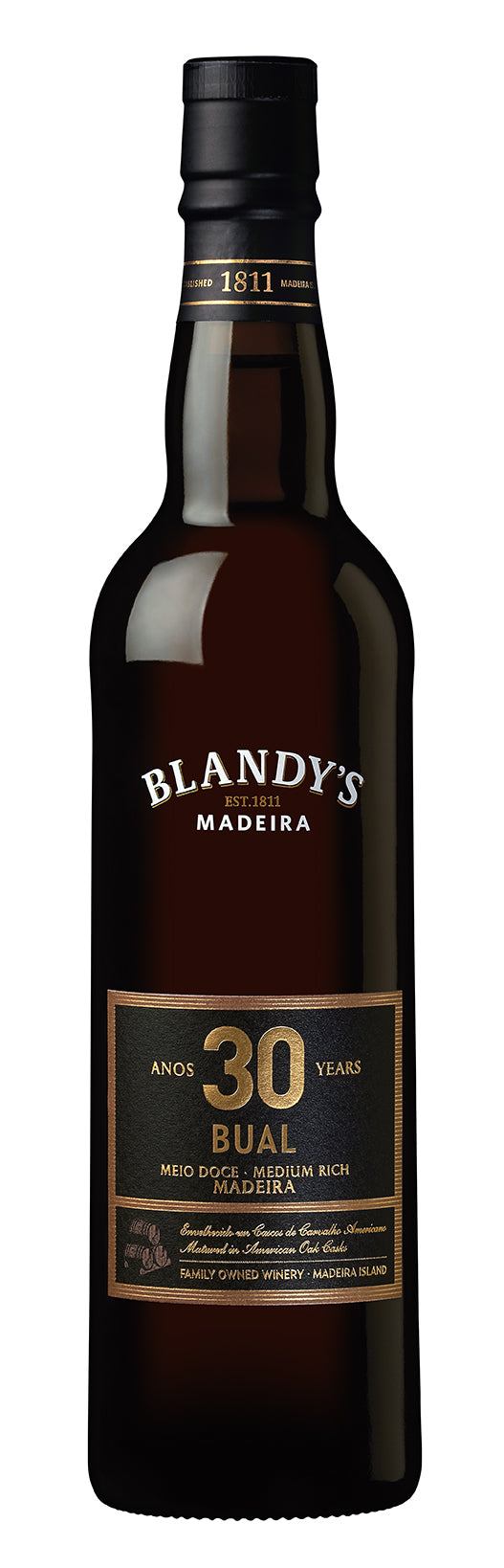 Blandy's 30 Years Old Bual Madeira