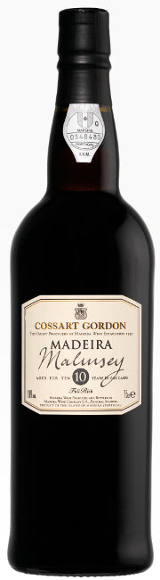 Cossart Gordon 10 Years Old Malmsey Madeira