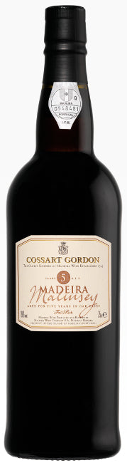 Cossart Gordon 5 Years Old Malmsey Madeira