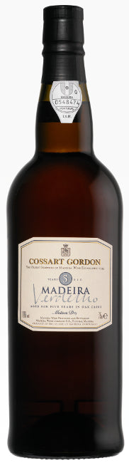 Cossart Gordon 5 Years Old Verdelho Madeira