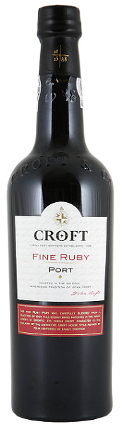 Croft Ruby Port