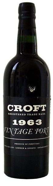 Croft Vintage Port 1982