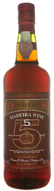 d'Oliveiras 5 Years Old sweet