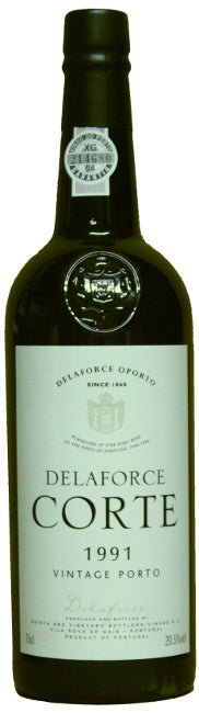 Delaforce Quinta da Corte Vintage Port 1995