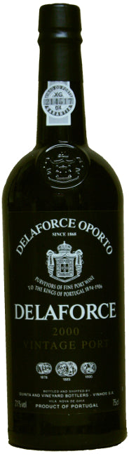 Delaforce Vintage Port 1992 150cl