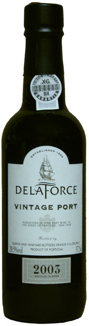 Delaforce Vintage Port 2003 37,5cl