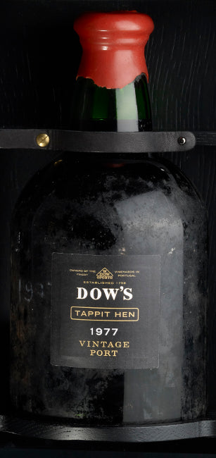 Dow Vintage Port 1977 Tappit Hen