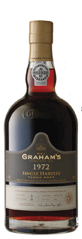 Graham's Single Harvest 1972 Port