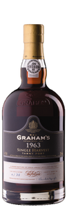 Graham's Single Harvest Colheita Tawny Port 1963