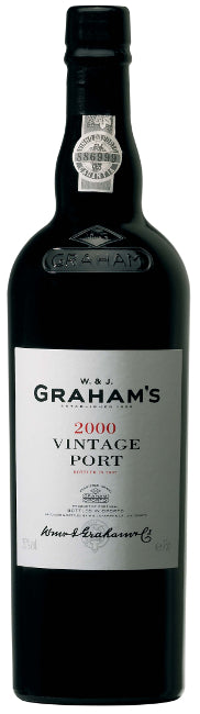 Graham's Vintage Port 2000  75cl