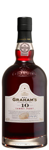 Graham 10 Years Old Tawny Port  75cl