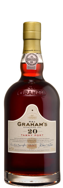 Graham's 20 Years Old Tawny Port  75cl