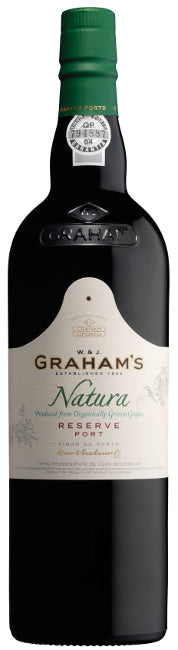 Graham's Natura Reserve Port bio  75cl