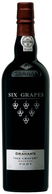 Graham's Six Grapes Port  75cl