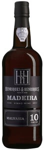 Henriques & Henriques 10 Years Malmsey Madeira