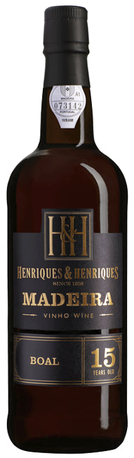Henriques & Henriques 15 Years Bual Madeira