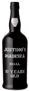 Justino 10 Years Old Boal halbsuess Madeira