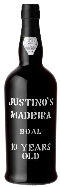 Justino 10 Years Old Boal halbsuess Madeira  75cl