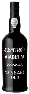 Justino 10 Years Old Malvasia Sweet Madeira  75cl