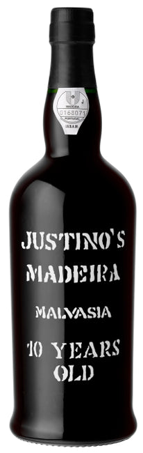 Justino 10 Years Old Malvasia Sweet Madeira