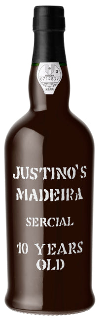 Justino 10 Years Old Sercial trocken Madeira  75cl