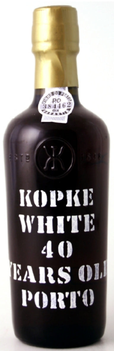 Kopkes 40 Years Old White Port 37,5cl