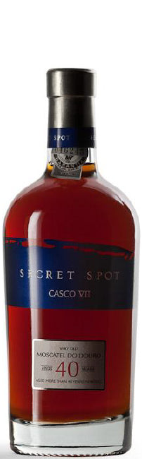 Moscatel do Douro Secret Spot 40 Years Old