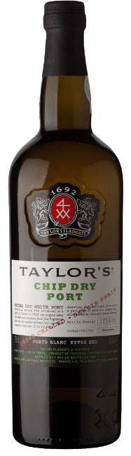 Taylors Chip Dry - Finest Extra Dry White Port