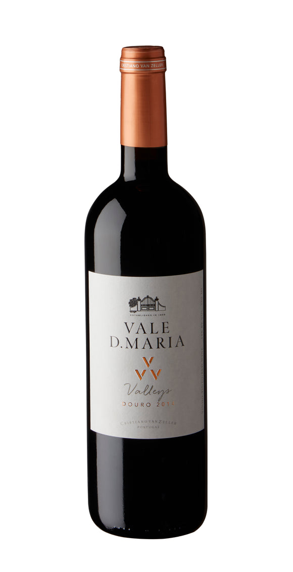 Vale Dona Maria Three Valleys tinto 2014  75cl